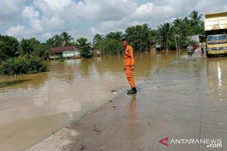 Debit air Sungai Batanghari kembali normal, status siaga darurat dicabut