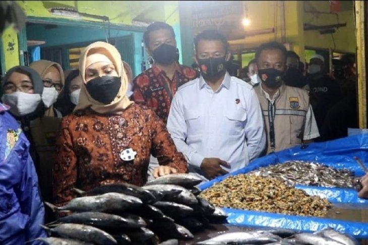 Pj Gubernur Jambi dan Tim Satgas Pangan sisir komoditas primadona jelang Puasa, secara umum stabil