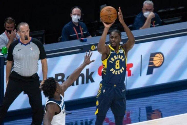NBA  rencanakan musim 2021-22 full penonton di arena pertandingan