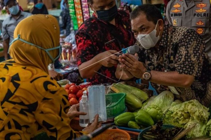Pantau harga kebutuhan pokok jelang Ramadhan