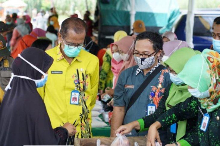 Pemkab Magetan gelar pasar murah jelang Ramadhan
