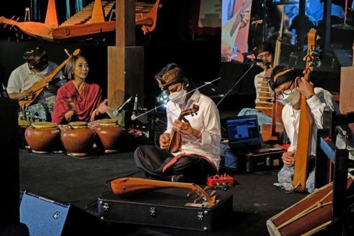 Pentas musik Sound of Burubudur