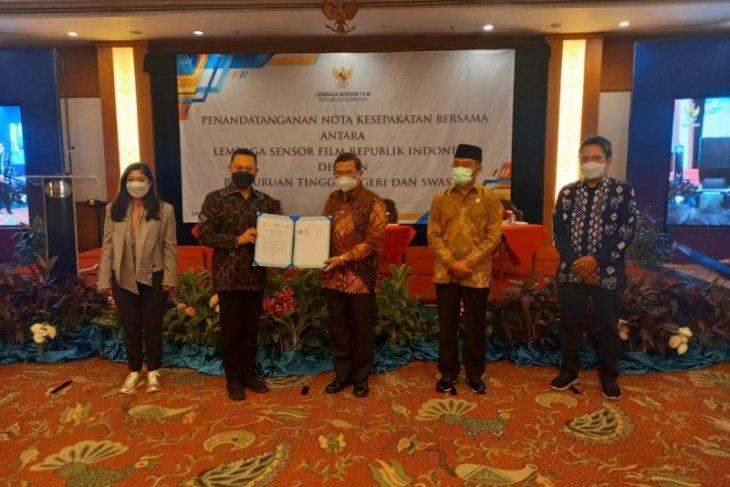 Universitas Lambung Mangkurat dukung peningkatan kualitas perfilman