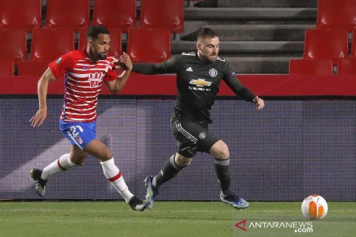 Solskjaer tetap pede walau tiga pemain  MU disanksi untuk leg kedua