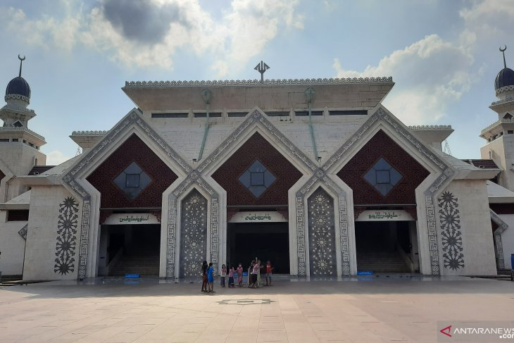 At-Tin mosque suspends 'itikaf' during Ramadhan this year