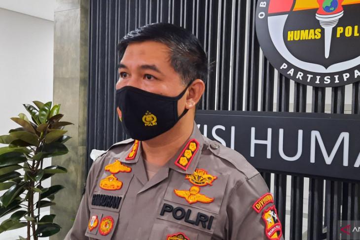 Polri: Jumlah DPO terduga teroris di Jakarta bertambah jadi 6 orang