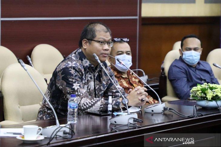 MPR ajak jurnalis berikan optimisme masyarakat di tengah pandemi
