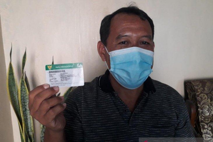 Sukadji terbantu dengan JKN-KIS saat cuci darah