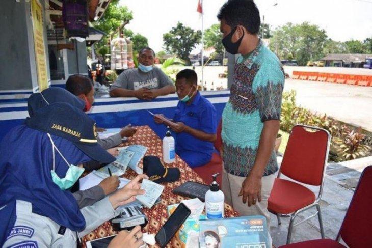 Jasa Raharja ikut serta dalam Gamkum angkutan bersama BPTD