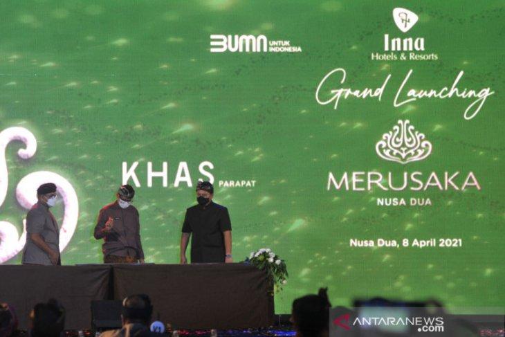 Menparekraf apresiasi rebranding hotel promosikan kearifan lokal