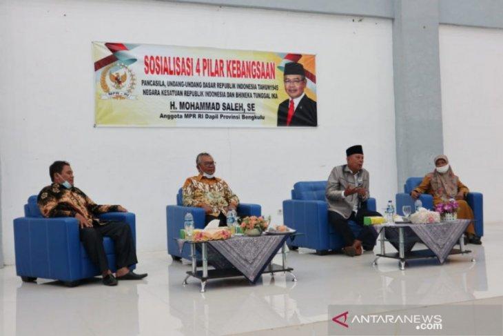FEBI Gelar Sosialisasi 4 Pilar Kebangsaan Bersama Anggota MPR RI