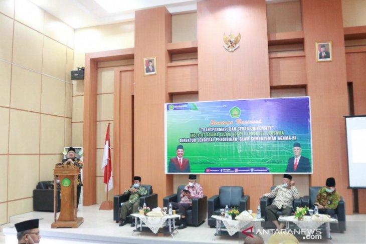 Transformasi dan Cyber University IAIN Bengkulu