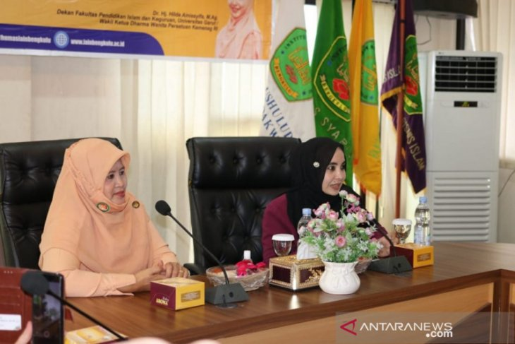 Gelar Orientasi, IAIN Bengkulu Perkuat Peran Dharma Wanita Dalam Keluarga dan Masyarakat