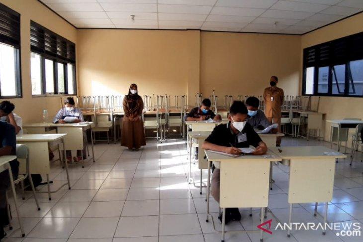 Pemkab Tangerang jadikan UAS simulasi pembelajaran tatap muka