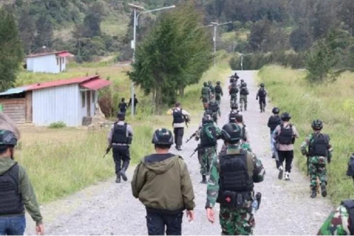 Anggota kelompok bersenjata Osimin Wenda ditangkap di Mulia