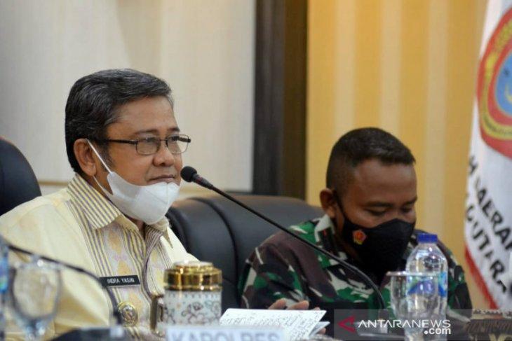 Umat Islam di Gorontalo Utara dibolehkan shalat tarawih di masjid
