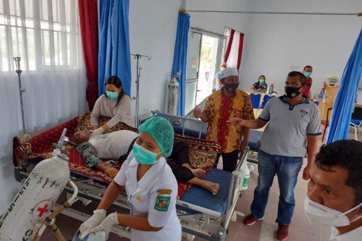 Nazir Masjid Polres Simalungun meninggal dunia usai Shalat Jumat