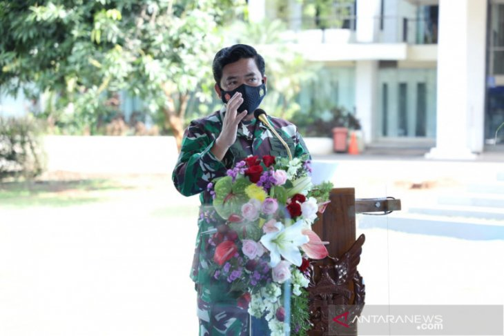 Panglima TNI resmikan Monumen Marsekal Muda TNI Abdulrachman Saleh