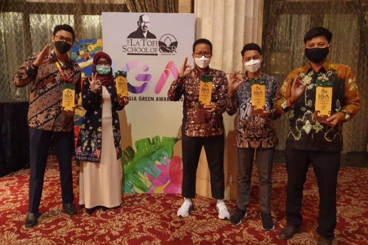 Pertamina DPPU Supadio raih Indonesia Green Award 2021