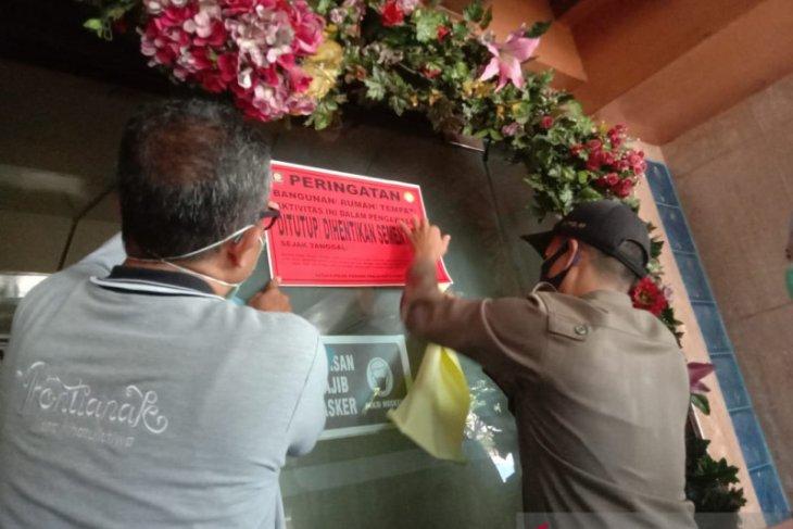 Wisma Nusantara Pontianak disegel cegah aktivitas prostitusi anak