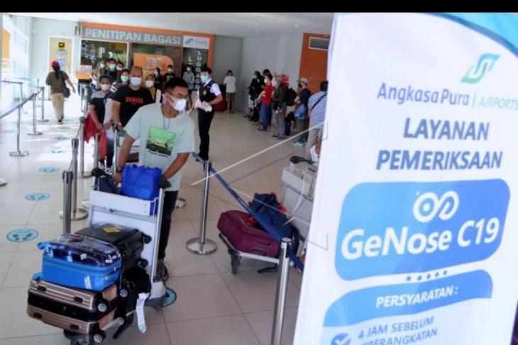 Bandara Ngurah Rai mulai layani tes GeNose C19