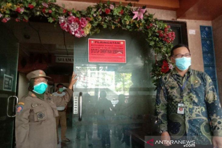 Pemkot Pontianak segel Wisma Nusantara terkait prostitusi anak bawah umur