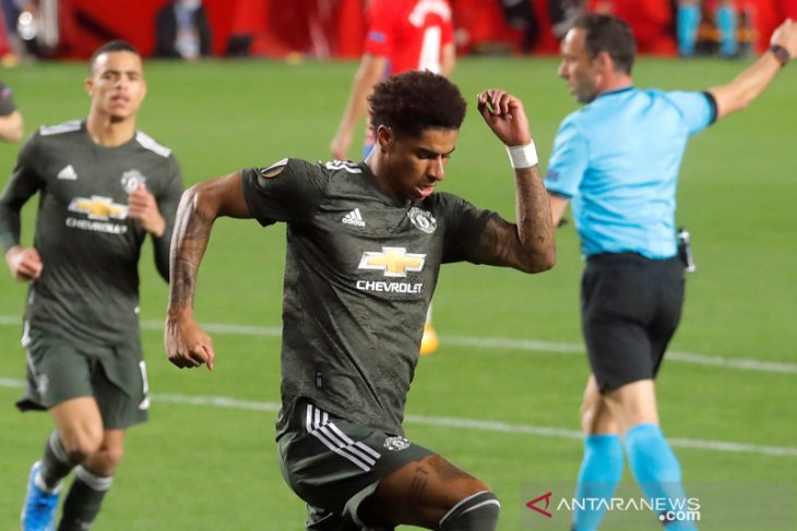 Rashford akan dominasi sepak bola bersama Haaland dan Mbappe