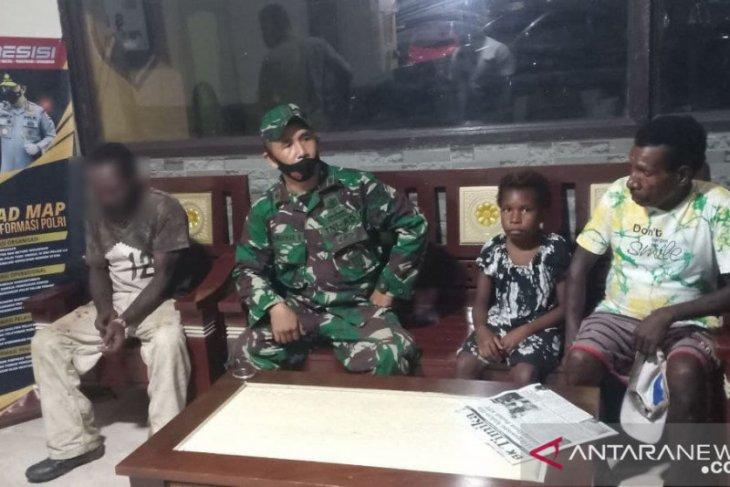 Pelaku pencabulan anak  dihakimi massa diamankan anggota TNI