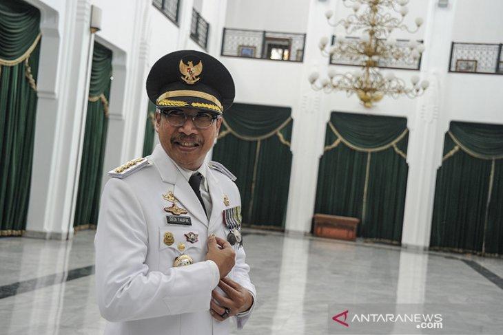 Pelantikan Penjabat Bupati Bandung