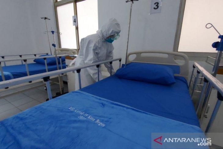 Pasien positif COVID-19 di Kota Bogor kembali berkurang 65 orang