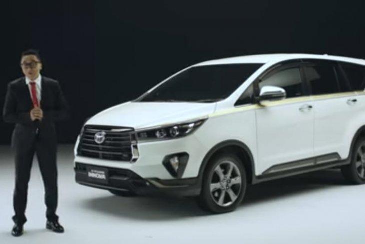 Toyota hadirkan Kijang Innova edisi setengah abad