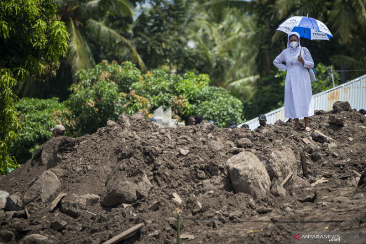 Natural disaster mitigation amidst the global pandemic