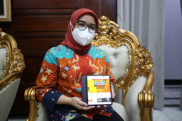 Kebangkitan UMKM di Surabaya dimulai dari pameran virtual
