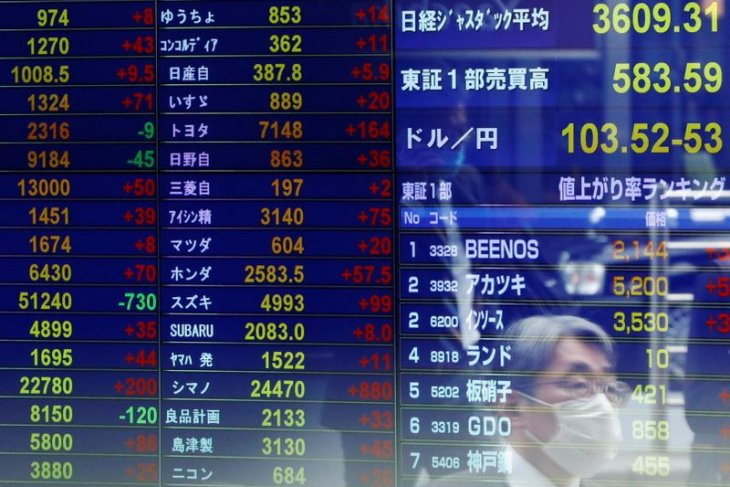 Saham Asia diperkirakan fluktuatif setelah S&P 500 capai rekor tertinggi