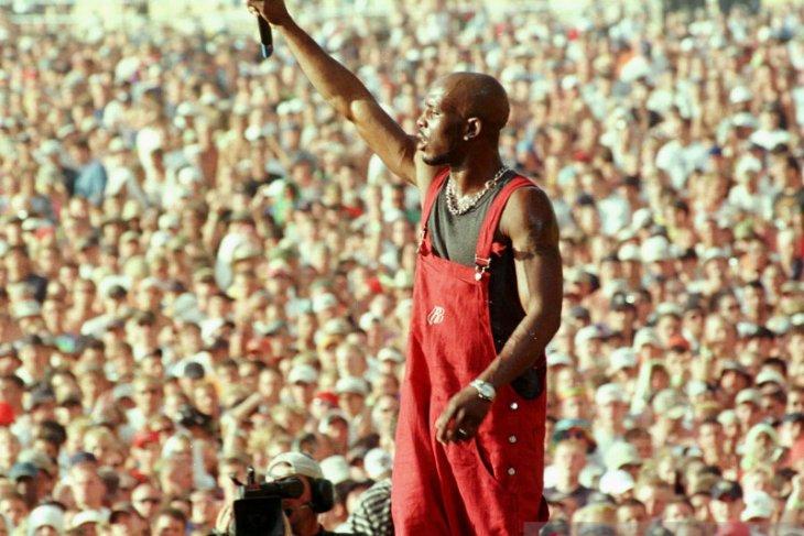 Rapper DMX meninggal dunia dalam usia 50 tahun