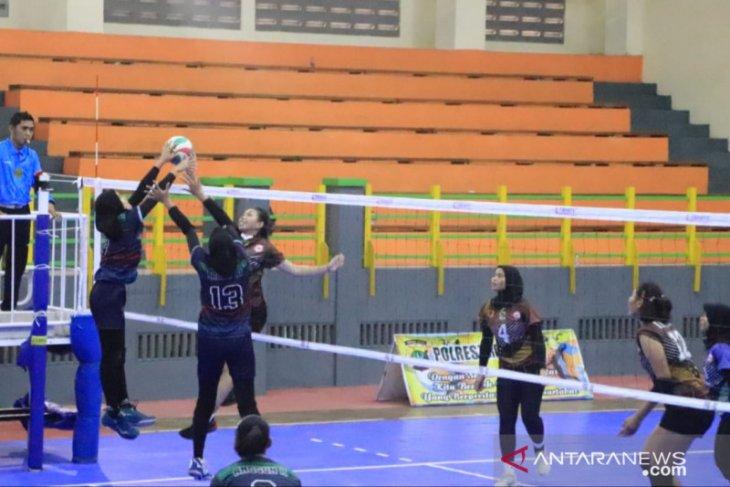 Tim Voli Bekasi lolos babak kualifikasi Porprov XIV Jabar 2022