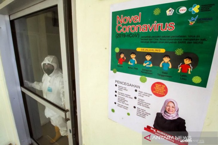 Kasus COVID-19 bertambah 20 orang di Aceh