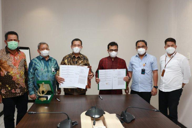 POS Indonesia  gandeng Bank Aceh Syariah salurkan BPNT 2021