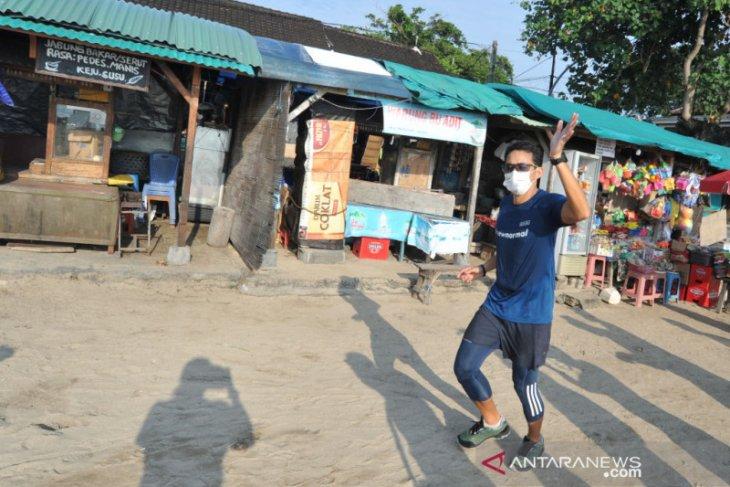 Menparekraf: prokes di zona hijau Bali diterapkan secara ketat