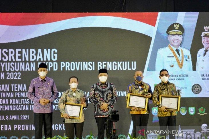 Gubernur Bengkulu tetapkan lima program pembangunan tahun 2022
