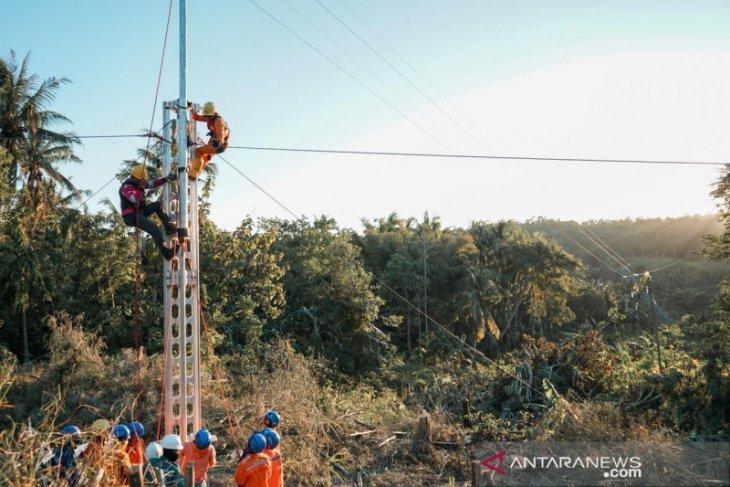 PLN pulihkan listrik di enam kabupaten NTT