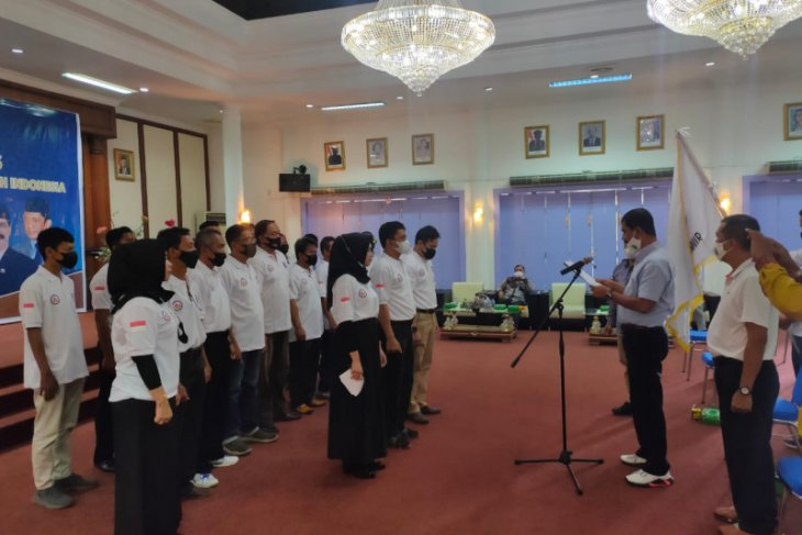 Pengurus Bapopsi Paser dilantik, target 16 Emas