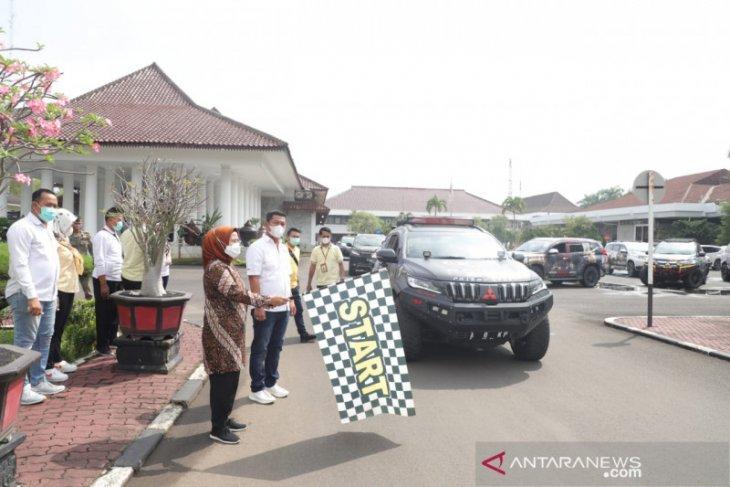 Bupati Serang ajak komunitas mobil promosikan objek wisata di medsos