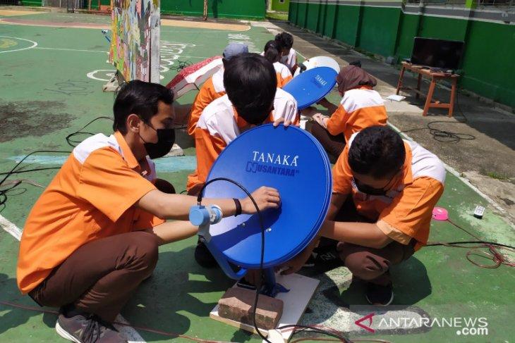 SMK di Surabaya gelar pembelajaran tatap muka untuk UKK