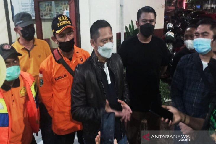 Tim Emergency Gabungan terus cari polisi tenggelam saat penangkapan