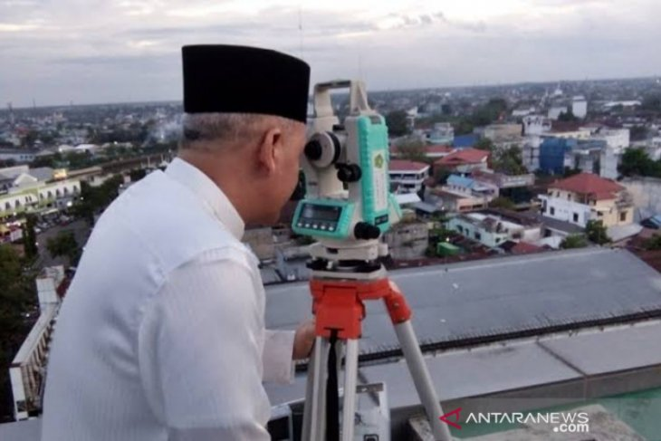 Rukyatul hilal on Monday: S Kalimantan Kemenag