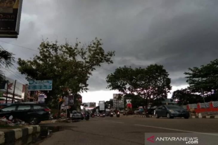 BBMKG: waspadai belokan  angin jelang Ramadhan di Sumut