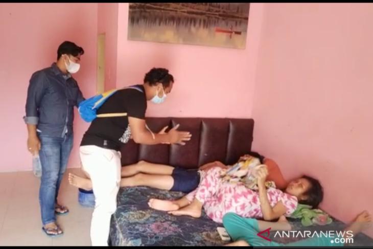 Aksi kocak Polisi Labuhanbatu, tangkap pencuri sambil nyanyi ulang tahun