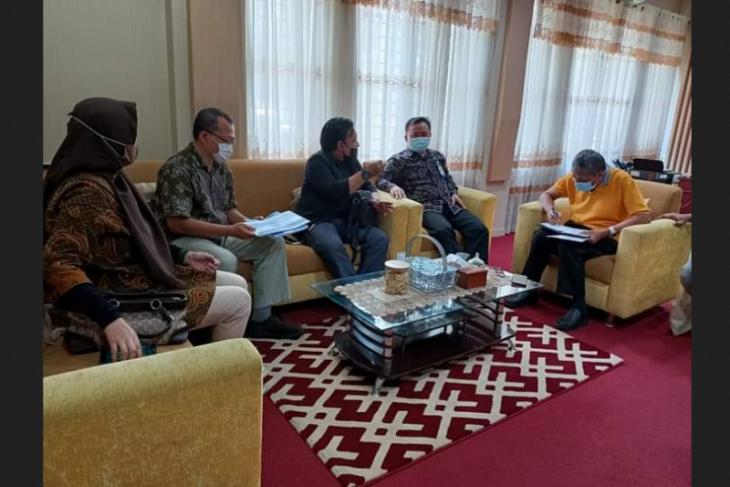BKKBN - Gradasi Kalbar bersinergi bangun Kampung Digital di Kampung KB