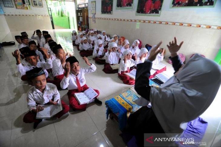 Pelajar Banda Aceh jalani pesantren kilat selama Ramadhan